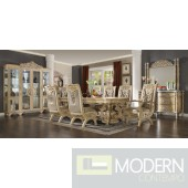 Victorian Style Dining table Set MCHD-8015