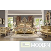 European Style Luxury Queen or King Bed MCHD-8016