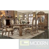 Victorian Style Dining table Set MCHD-8018