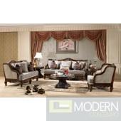 Traditional Sofa Set Formal Living Room Furniture MCHD912