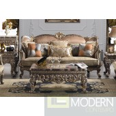 Traditional Upholstery French European Design Formal Living Room Furniture MCHD1628