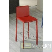 Modrest 825H Modern Red Barstool