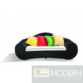 Renava K-9097 Outdoor Loveseat With Cushions