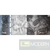 """Modrest C3260 24""""x59"""" Oil Painting"""