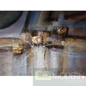 "Modrest ADC 0836 28""x51"" Oil Painting"