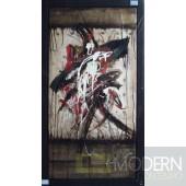 """Modrest 8202 55""""x28"""" Oil Painting"""