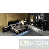LA STAR - Composition 03 - Modern Italian Bed Set