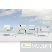 Agean - 5 Piece Patio Dining Set
