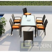 Mississippi Outdoor Dining Set