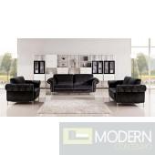 Divani Casa Roden - Transitional Fabric Sofa Set