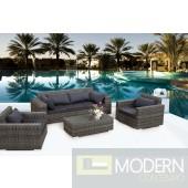 Renava Kona - Modern Outdoor Sofa Set