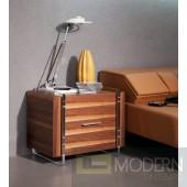 Modrest SV01B - Modern Bedroom Nightstand