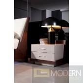 Modrest Volterra - Modern 2-Tone Night Stand