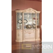 Modrest Rossella - Classic 4-Door China Cabinet
