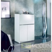 Modrest Verona - VR275 White Made in Italy TV Entertainment System
