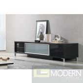 Brighton Mini- Black Entertainment Center