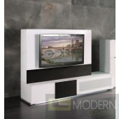 Modrest Verona - VR3 White Made in Italy TV Entertainment System