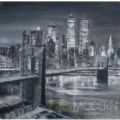 """Modrest 5067 40""""x40"""" Oil Painting"""
