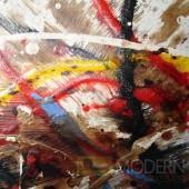 """Modrest 252 30""""x30"""" Oil Painting"""