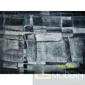 "Modrest 1986 47""x30"" Oil Painting"