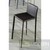 Modrest 825H Modern Black Barstool