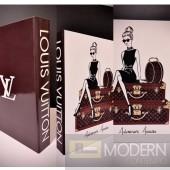 LV Lady Book Box