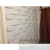Horizon- Textured PVC Glue on Wall 3D tiles 2