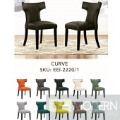 Flex Fabric Dining Chair