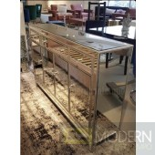 Venetia Mirrored Buffet Cabinet