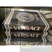 Versace Black & White Classic Book Box