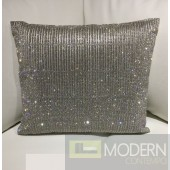 BIJOUX Pillow with Crystals