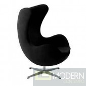 Inner Chair Fabric, Black