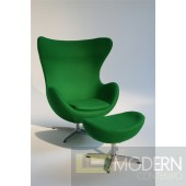 Inner Chair Fabric, Green