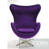 Inner Chair Fabric, Purple
