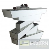 Ceasar Mirrored Console