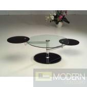 Iridessa Motion Glass Coffee Table