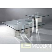 Pictured with Camilla Glass End Table