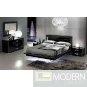 LA STAR - Composition 01 - Modern Italian Bed Set