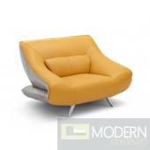 Barcelona Italian Leather Chair