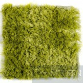 Modrest Mantova Modern Green Small Area Rug