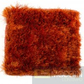 Modrest Mantova Modern Orange Small Area Rug