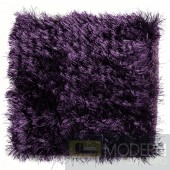 Modrest Mantova Modern Purple Small Area Rug