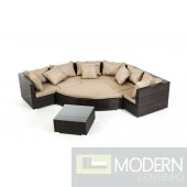Renava Master Outdoor Sectional Sofa Set