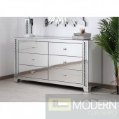 Celia Mirrored Dresser - 60""