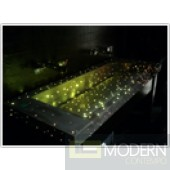 Zuritalia Fiber Optic Concrete Sink