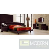 Modrest Miss Italia - Composition 05 - Italian Platform Bed Group