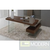 Modrest Sirius - Contemporary Floating Office Desk