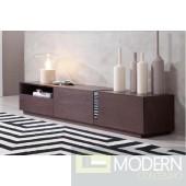 Modrest Pisa - Modern Wenge TV Stand