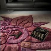 Modrest Muse - Modern Italian Designer Carpet 5.5' x 7.5'