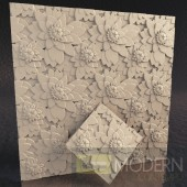 TexturedSurface 3d wall panel TSG181